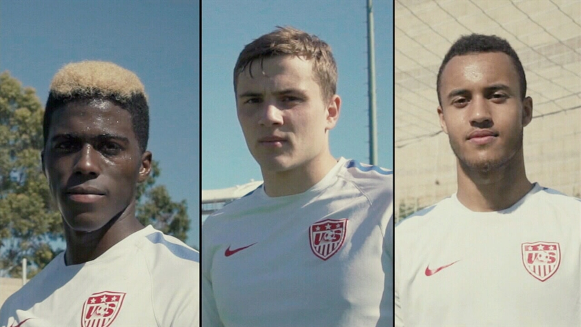 Future of USA soccer bright with Zardes, Morris, Kiesewetter