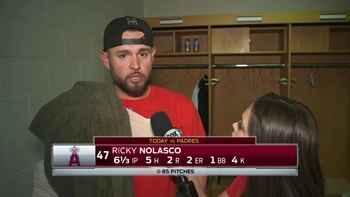 Nolasco makes the most of extended start against the Padres