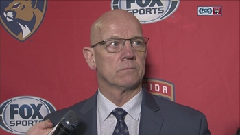 Tom Rowe says Panthers are stepping up on penalty kill