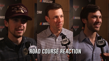NASCAR Community Reacts to Road Course Addition