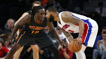 Hawks LIVE To Go: Atlanta falls flat in final visit to The Palace of Auburn Hills