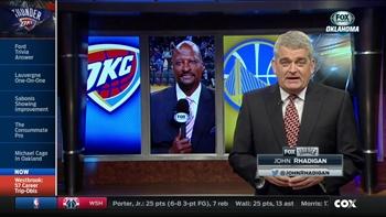 Thunder Live: Westbrook keeps on impressing