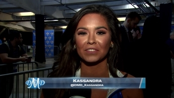 Mavs Insider: All Star Dancer Kassandra in New Orleans