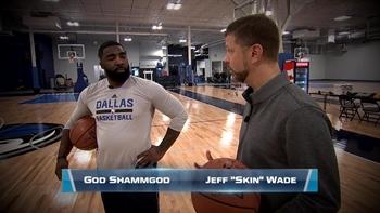 Mavs Insider: God Shammgod and Jeff talk ball handling