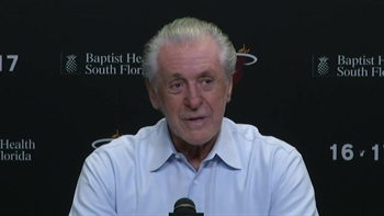 Pat Riley press conference (Part 1 of 4): On Heat missing playoffs, what's next