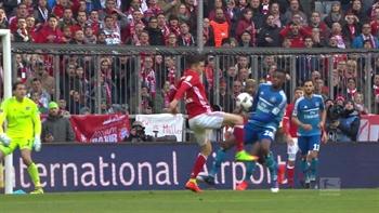Bayern Munich vs. Hamburg SV | 2016-17 Bundesliga Highlights