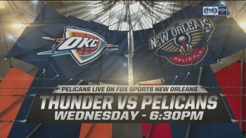 Pelicans Live: New Orleans hosts OKC next