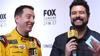 Kyle Busch calls his younger drivers idiots sometimes