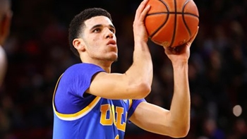 Lonzo Ball explains  why his shooting form isn't an issue