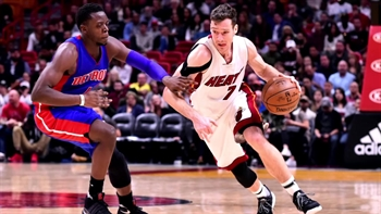 Miami Heat at Detroit Pistons - 7 p.m. - FOX Sports Sun