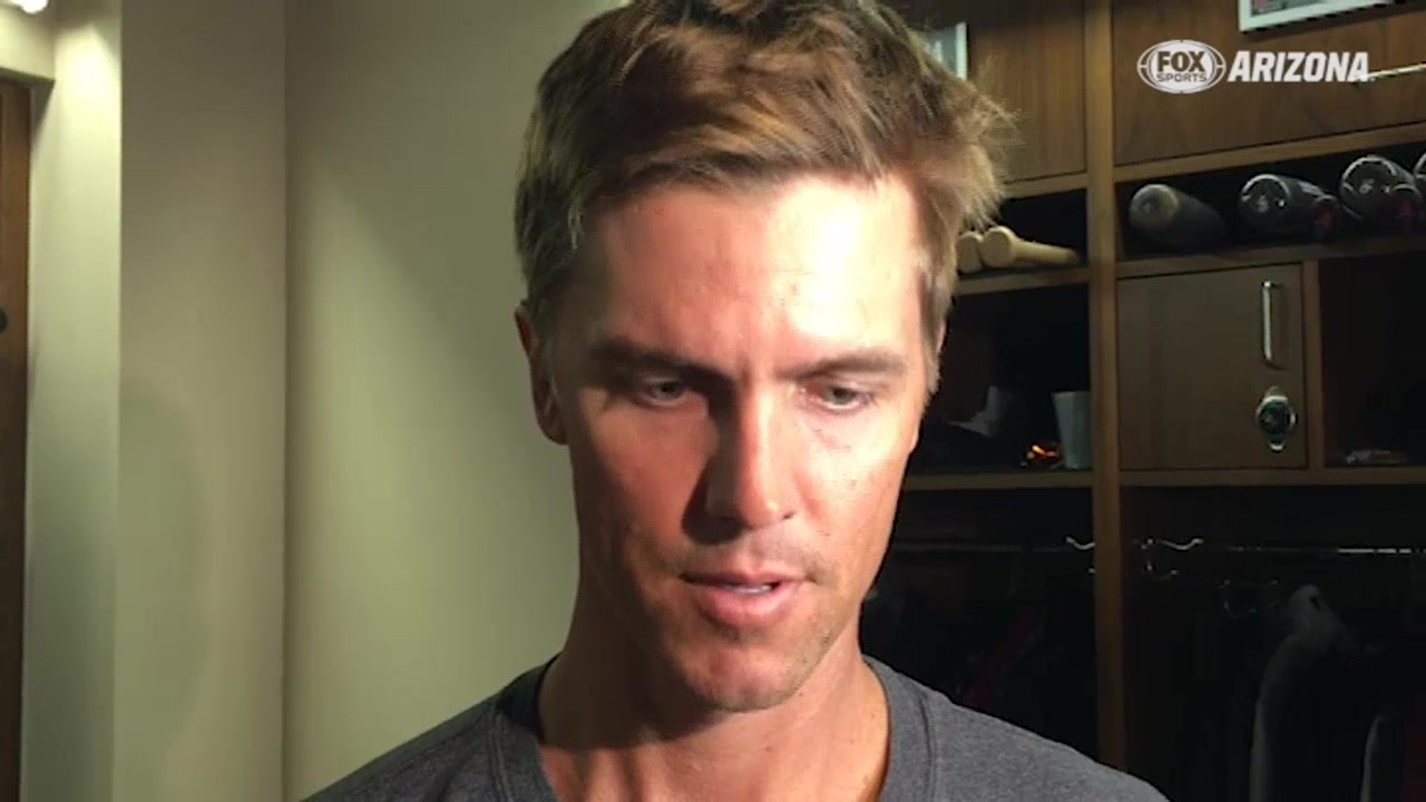 Greinke pleased with latest spring start