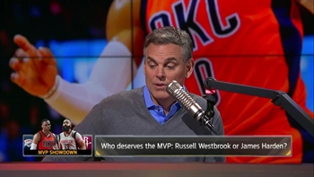 Did Westbrook's 36th triple-double secure the 2017 NBA MVP? | THE HERD