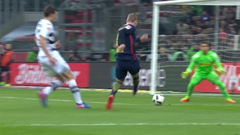 Monchengladbach vs. RB Leipzig | 2016-17 Bundesliga Highlights