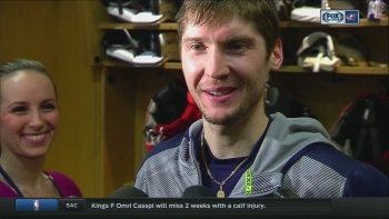 Sergei Bobrovsky recounts his road to recovery