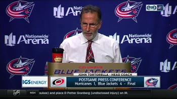 Coach Torts believes Bob has a 'relaxing' effect on rest of team