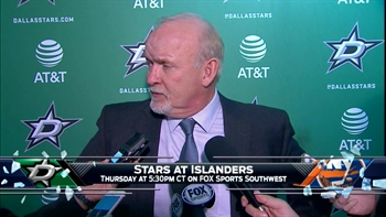 Lindy Ruff: 'I like the way our team skated'