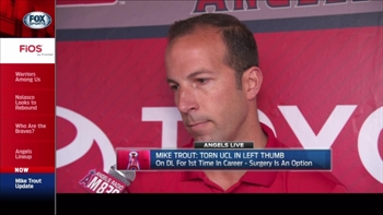 Angels Live: GM Billy Eppler gives update on Mike Trout