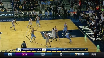 Top 5 Plays From: Butler Bulldogs vs. Marquette Golden Eagles, 1/16/2017