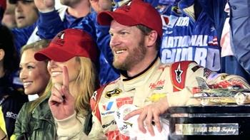 Dale Earnhardt Jr. 1-on-1 with Michael Waltrip I NASCAR RACEDAY