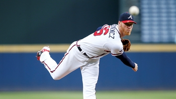 Mike Foltynewicz headlines challengers for Braves' fifth rotation spot