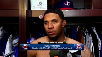 Elvis Andrus: 'Pitching carried us this series'