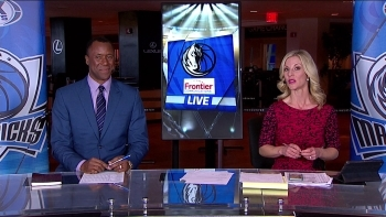 Mavs Live: Raptors visit the AAC