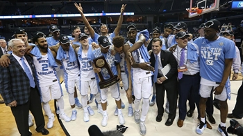 North Carolina shows fight in return to Final Four