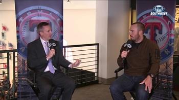 Rangers Insider: Sam Dyson an adrenaline junkie?