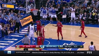 Game Highlights: Seton Hall Pirates - St. John's Red Storm