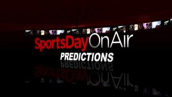SportsDay OnAir: Predictions - 3-23-2017