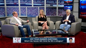 SportsDay OnAir: Which Hamels will climb the hill?