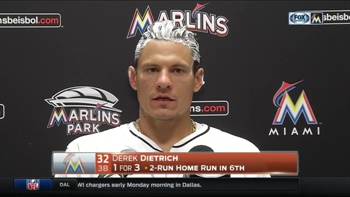 Derek Dietrich says team took different approach, paid off