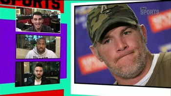 Brett Favre worked out with a Falcons cornerback this week | TMZ SPORTS