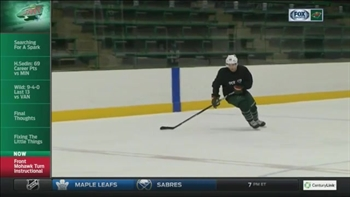 On-Ice Instructional: Front mohawk turn