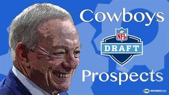 Cowboys Draft Prospects: DE Takkarist McKinley
