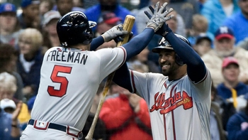 Freddie Freeman caps torrid April with ninth home run