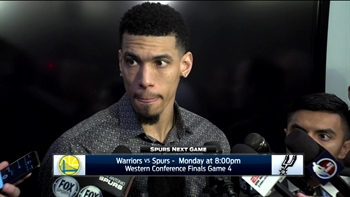 Danny Green: 'We're not giving up'