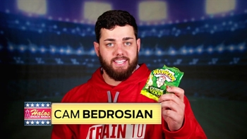 Angels Weekly: 'Halos Snack Shack' with Cam Bedrosian