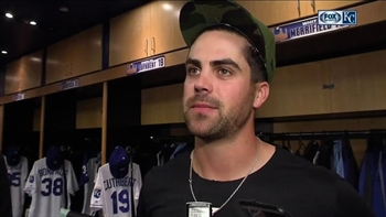 Merrifield: 'That's something I'll take with me for awhile'