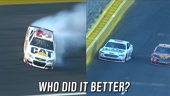 Who Saved It Better? Ryan Newman or Trevor Bayne?