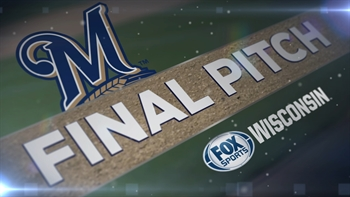 Brewers Final Pitch: Garza, Santana help Crew avoid sweep