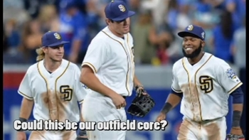Padres look to the future in 2017