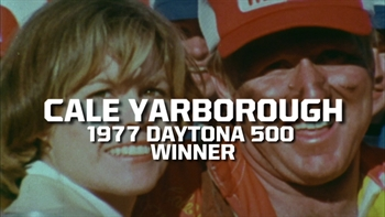 Cale Yarborough Wins the 1977 Daytona 500 & Season Championship