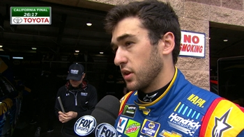 Chase Elliott Suffers Part Failure During Final Practice