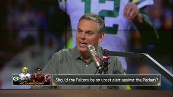 Colin Cowherd's NFC and AFC Championship picks | THE HERD
