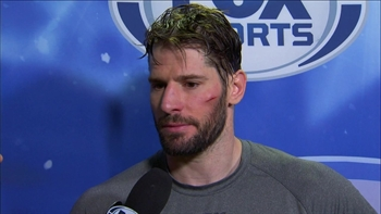 Ryan Kesler postgame: 'We beat ourselves'