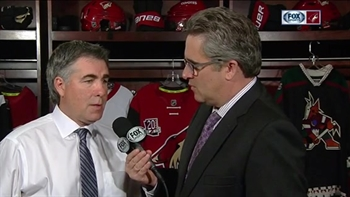 Tippett: Coyotes executed simple game plan to beat Predators