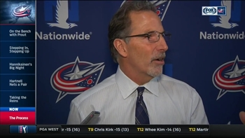 Coach Torts: Jackets continue process of becoming a good team