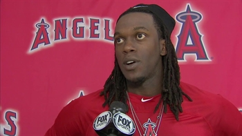 Cameron Maybin:  It was exciting getting out there with the fellas