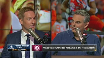 Klatt and Cowherd discuss Clemson's National Championship win | THE HERD (FULL INTERVIEW)